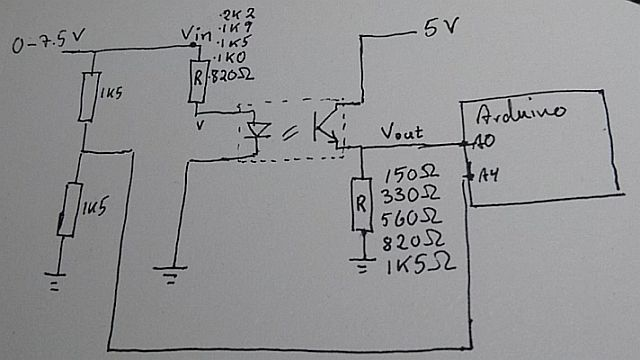 Battery Voltage Measurement
