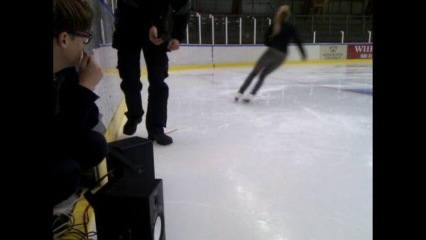 Skating and Hydrophones